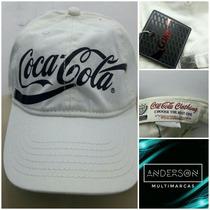 Boné Coca Cola Accessories Creme