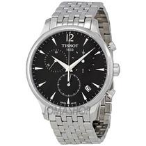 Relógio Tissot Tradition T0636171106700 Preto Aço
