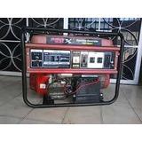 Planta Electrica 6500 Wa Para Repuesto Por Parte