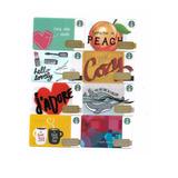 Tarjetas Starbucks (8) Nuevas De Estados Unidos # 1