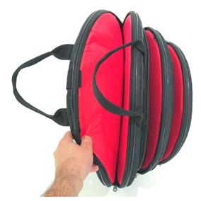 Capa Bag Para Conjunto De Pratos Até 22 Polegadas Master