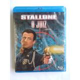 Blu Ray O Juiz Original Lacrado Nacional Sylvester Stallone