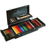Faber Castell Art And Graphic Collection Mahogany Vaneer