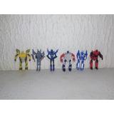 Transformers Kinder Sorpresa 6 Modelos Diferentes