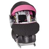 Asiento Para Auto Bebe Baby Trend Flex-loc Rosa Niña