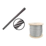 Cable Acero Galvanizado Diametro 5/16 75m 7x19 Obi 213623
