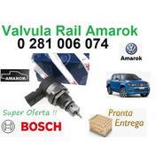 Válvula Reguladora Rail Amarok 0281006074 057130764ab