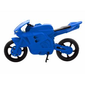 Moto De Brinquedo 4 Cores Brinquedo De Plástico