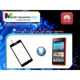 Mica Tactil Huawei Evolución 3 Cm990