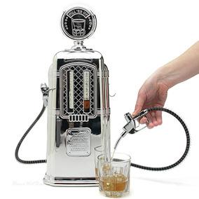 Dispenser Dosador Duplo Bebidas Pinga Bomba Gasolina Vintage