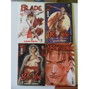 Blade A Lâmina Imortal! Vários Números! R$ 8,00 Cada!