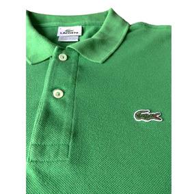 Camisa Polo Lacoste Importada Original - Camisa Pólo Manga Curta ... 0f70ac07a7337