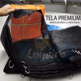 Super Lona Tela Premium Telinha Caminhão Caçambas 5 X 3 M