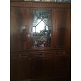 Mueble Cristalero / Vajillero Estilo Frances