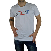 Remera Estampada Modelo 51183 Brand Diseño 1 Mistral V17
