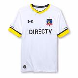 Camiseta Colo Colo Blanca 2016