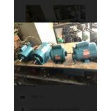 Motor 5hp 220vac Monofasico 3550rpm Baldor, Molinos Y Bombas