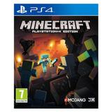 Juego Ps4 Mojang Minecraft