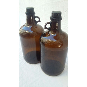 Growlers Cervezas Artesanal De 4 Lts Y Decoracion