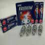 Jogo Vela Original Ngk Iridium Gm Astra 1.8 8v Gas. Ano 2001
