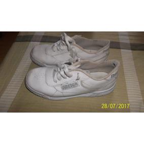 Zapatos Reebok Originales Blancos Talla 30