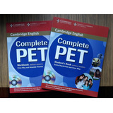 Libro Pet Inglés Cambridge
