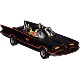Auto De Coleccion Batmobile Classic Tv Series Original Robin
