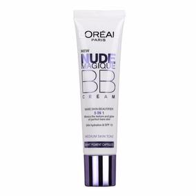 Loréal Primer Bb Cream Nude Magique Médio .