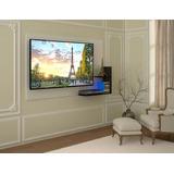 Painel Tv Paris Branco E Preto Multivisão +30 Dias P/entrega