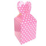 Pack 6 Cajas Rosado Sorpresa Para Cumpleaños Fiestaclub