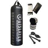 Outslayer 80lb Boxeo Y Mma Punching Bag Kit