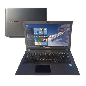 Notebook Compaq Presario Cq23 Dual Core 2gb 32gb Ssd W10