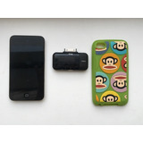 Ipod Touch 8gb,funda,cargador Y Transmisor De Musica