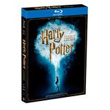 Box Blu-ray Harry Potter Coleção Completa 8 Filmes