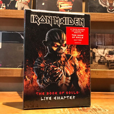 Iron Maiden The Book Of Souls: Live Chapter 2 Cd Deluxe