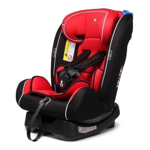 Butaca infantil para auto Lullaby Turin rojo