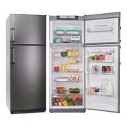 Heladera Con Freezer 413 Lts Kohinoor Kda4394 Acero Outlet!