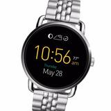 Reloj Fossil Ftw2111 Q Wander Gen 2 Smartwatch 45mm Silver