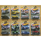 Set 8 Hot Wheels Pick Up 8/8 Ford Chevy Datsun Nissan .