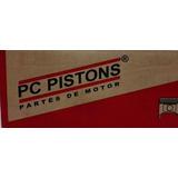 Pistones Ford Fiesta 1.6 A 0,20