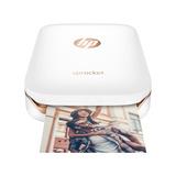 Combo Impresora Hp Sprocket + 10 Pack 20u Papel Fotografico