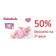 Promoção Boneca Matrakinha 80 Frases 237