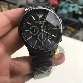 6100e0d8405 Emporio Armani Ar1451 Ceramic + Caixa Original - Relógios De Pulso ...