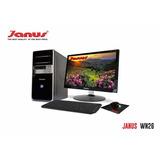 Computador Janus Core I7 7 Generacion Monitor 24 70