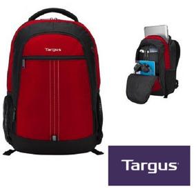 Mochila Targus City Para Notebook 15.6 Roja