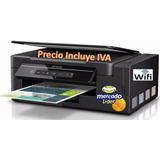 Epson L395-l375 Impresora Sistema Original Incluye Iva Wifi