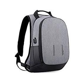 Smart Backpack Mochila Laptop Usb Antirobo Dif Modelos