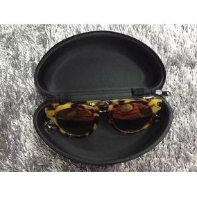 Capa De Oculos Forrada Ray Ban - Óculos no Mercado Livre Brasil 094363db22