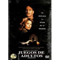 Dvd Juegos De Adultos ( Consenting Adults ) - Alan J. Pakula
