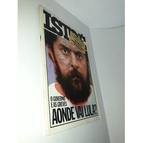 Revista Istoé Número 143 De Set. De 1979 Autografada Lula